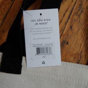 Life Is Good Bags - Life's good canvas bag